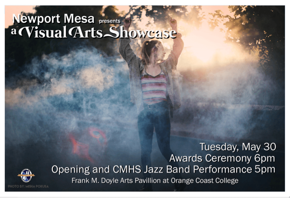 Arts Showcase poster