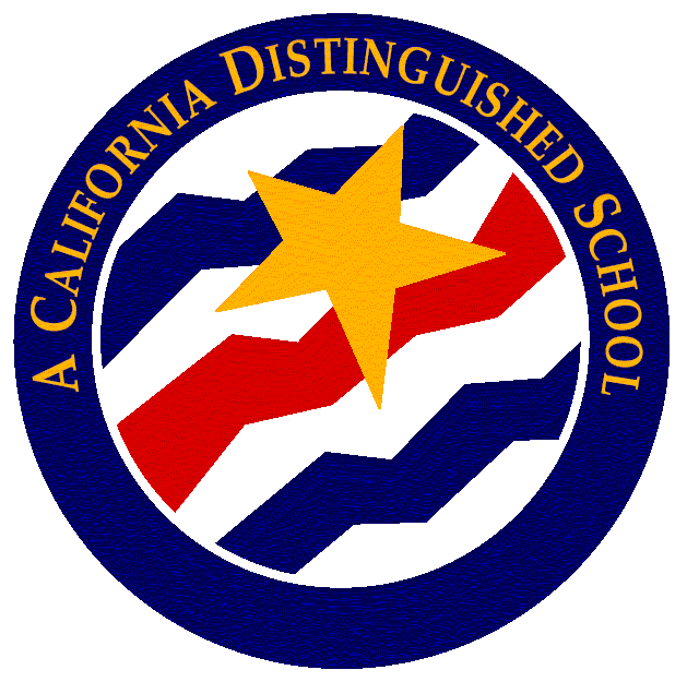 California Distinguished School Award Logo