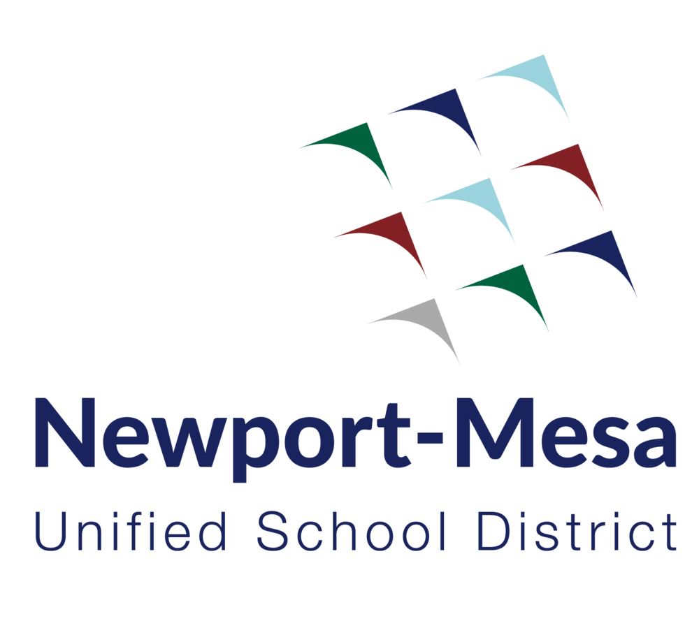 Newport-Mesa Unified School District Logo