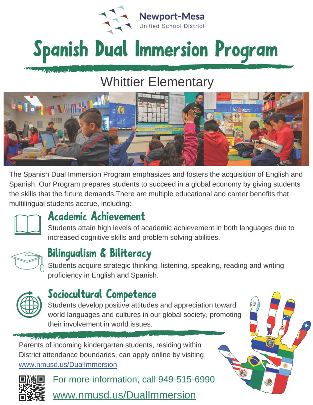spanish dual immersion